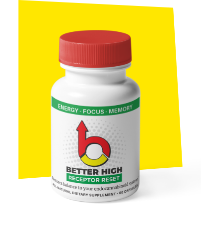 THC Tolerance Reset Product